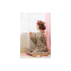 フェミニン アッシュ 大人かわいい ニュアンス ヘアスタイルや髪型の写真・画像