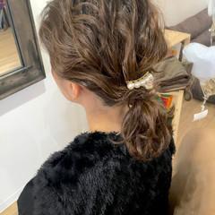 フェミニン ゆるふわ 大人かわいい ショート ヘアスタイルや髪型の写真・画像