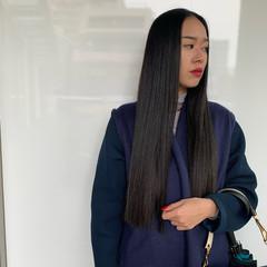 ロングヘア ロング 大人ロング 髪質改善トリートメント ヘアスタイルや髪型の写真・画像