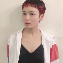 スポーツ ヘアアレンジ アウトドア モード ヘアスタイルや髪型の写真・画像