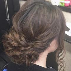 アップスタイル 卒業式 ヘアアレンジ ヘアセット ヘアスタイルや髪型の写真・画像