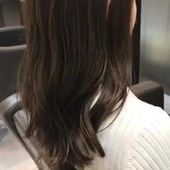 ガーリー ロング 大人かわいい ヘアアレンジ ヘアスタイルや髪型の写真・画像