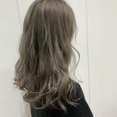ハイトーン ナチュラル ロング 外国人風カラー ヘアスタイルや髪型の写真・画像