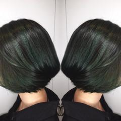インナーカラー ブリーチ ストリート スポーツ ヘアスタイルや髪型の写真・画像
