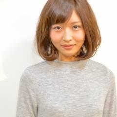 フェミニン 秋 ストリート モテ髪 ヘアスタイルや髪型の写真・画像