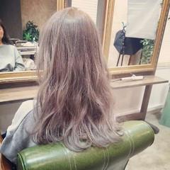 ゆるふわ 透明感 秋 冬 ヘアスタイルや髪型の写真・画像