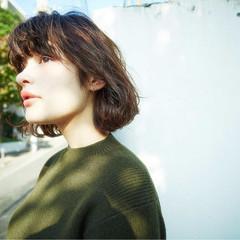 外国人風 大人かわいい ナチュラル 簡単 ヘアスタイルや髪型の写真・画像