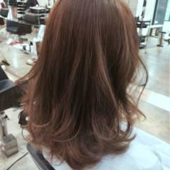 アッシュ グラデーションカラー ブラウンベージュ ストリート ヘアスタイルや髪型の写真・画像