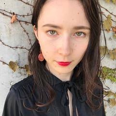 エレガント パーマ 上品 デート ヘアスタイルや髪型の写真・画像
