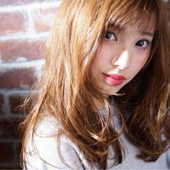 アッシュ 外国人風 ゆるふわ ストリート ヘアスタイルや髪型の写真・画像
