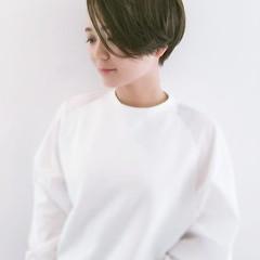 ショート モード ベリーショート ヘアスタイルや髪型の写真・画像