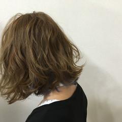 ストリート ボブ 外国人風カラー ヘアスタイルや髪型の写真・画像