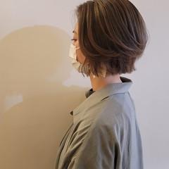 小顔ショート ボブ 大人ショート ショートヘア ヘアスタイルや髪型の写真・画像