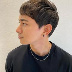 メンズカジュアル メンズヘア メンズショート ナチュラル ヘアスタイルや髪型の写真・画像