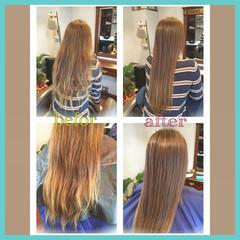 コンサバ 大人女子 ナチュラル 艶髪 ヘアスタイルや髪型の写真・画像