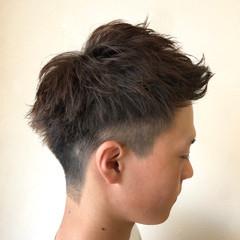 ナチュラル メンズスタイル メンズカット ベリーショート ヘアスタイルや髪型の写真・画像