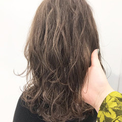 抜け感 ハイライト ロング ブリーチ ヘアスタイルや髪型の写真・画像