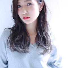 ナチュラル グラデーションカラー イルミナカラー ロング ヘアスタイルや髪型の写真・画像