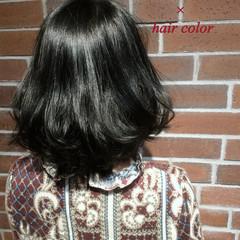 アッシュ ボブ ナチュラル 外国人風 ヘアスタイルや髪型の写真・画像