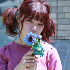 フェミニン かわいい 大人かわいい ボブ ヘアスタイルや髪型の写真・画像