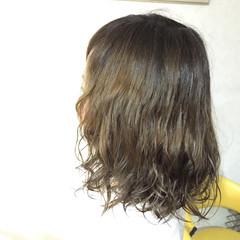 ラフ パーマ 春 アッシュ ヘアスタイルや髪型の写真・画像