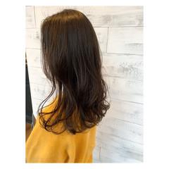 大人かわいい ミディアム アンニュイ パーマ ヘアスタイルや髪型の写真・画像