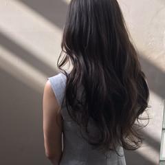 外国人風 ガーリー セミロング 外国人風カラー ヘアスタイルや髪型の写真・画像