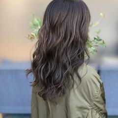 上品 エレガント ブリーチ ロング ヘアスタイルや髪型の写真・画像