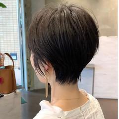 北川景子 マッシュショート 大人ヘアスタイル ナチュラル ヘアスタイルや髪型の写真・画像