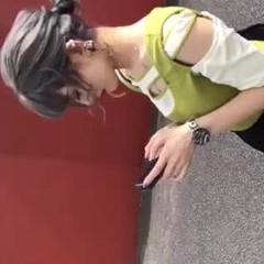 おだんご シルバーグレージュ アディクシーカラー ガーリー ヘアスタイルや髪型の写真・画像