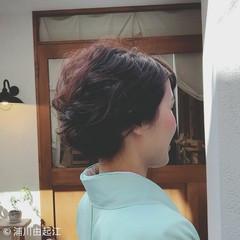 ヘアアレンジ ナチュラル デート パーティ ヘアスタイルや髪型の写真・画像