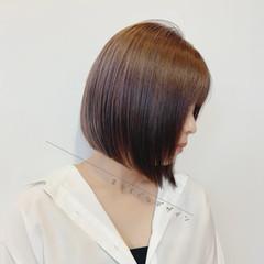 ショートボブ 大人かわいい ショートヘア ボブ ヘアスタイルや髪型の写真・画像