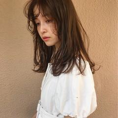 涼しげ 夏 デート 大人かわいい ヘアスタイルや髪型の写真・画像