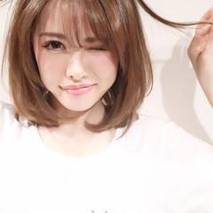 冬 大人かわいい 透明感 モテ髪 ヘアスタイルや髪型の写真・画像