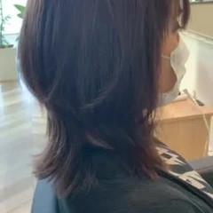 大人ハイライト 白髪染め 髪質改善 3Dハイライト ヘアスタイルや髪型の写真・画像