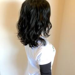 艶髪 フェミニン 透明感 モテ髪 ヘアスタイルや髪型の写真・画像