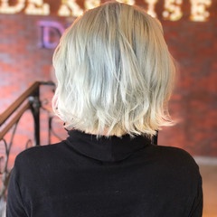暗髪 グラデーションカラー 外国人風カラー モード ヘアスタイルや髪型の写真・画像