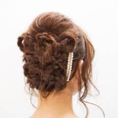 大人かわいい 愛され コンサバ フェミニン ヘアスタイルや髪型の写真・画像