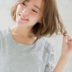 ナチュラル 可愛い ふんわり 大人女子 ヘアスタイルや髪型の写真・画像
