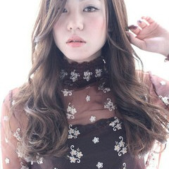 大人かわいい 外国人風 ナチュラル モテ髪 ヘアスタイルや髪型の写真・画像