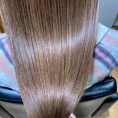 髪質改善カラー 大人ハイライト ハイライト 髪質改善トリートメント ヘアスタイルや髪型の写真・画像