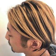 ショート ストリート バレイヤージュ ヘアスタイルや髪型の写真・画像