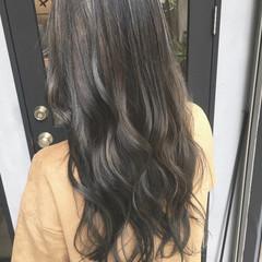 外国人風 ナチュラル ロング 外国人風カラー ヘアスタイルや髪型の写真・画像