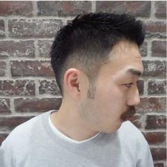 ショート ストリート ボブ メンズ ヘアスタイルや髪型の写真・画像