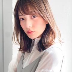 パーティー アンニュイほつれヘア 韓国 レイヤーカット ヘアスタイルや髪型の写真・画像