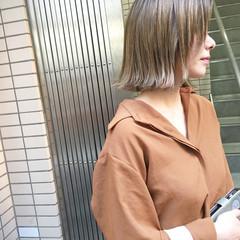 ストリート アンニュイ 抜け感 大人女子 ヘアスタイルや髪型の写真・画像