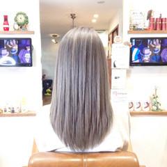 デート メッシュ エレガント 外国人風カラー ヘアスタイルや髪型の写真・画像