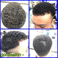 メンズヘア ナチュラル メンズスタイル メンズカット ヘアスタイルや髪型の写真・画像