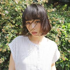外国人風 ピュア フェミニン ナチュラル ヘアスタイルや髪型の写真・画像