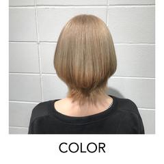 ブロンドカラー 原宿 ストリート ハイトーンカラー ヘアスタイルや髪型の写真・画像